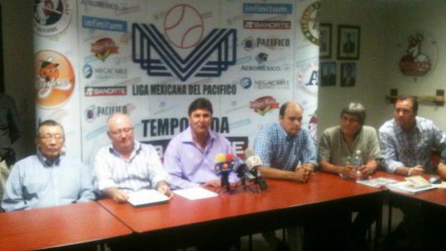 Asamblea de Presidentes de la Liga Mexicana del Pacífico