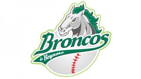 Logotipo de Broncos de Reynosa en la Liga Mexicana de Beisbol