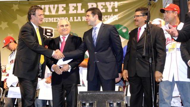 Presentación de la temporada 2012 de la Liga Mexicana de Beisbol
