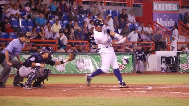 Mendy López de Rieleros de Aguascalientes