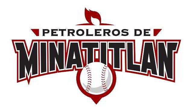 Logotipo de Petroleros de Minatitlán en la Liga Mexicana de Beisbol