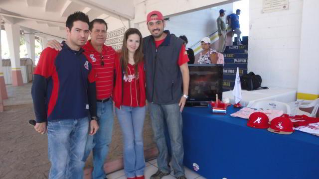 Venados de Mazatlán en la Semana Internacional Primavera y Amistad