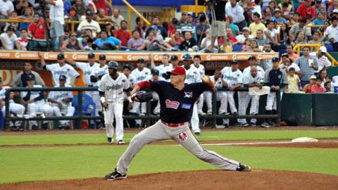 Alejandro Armenta de Piratas de Campeche en Ciudad del Carmen