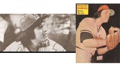Francisco Barrios, fallecido pitcher de Naranjeros de Hermosillo