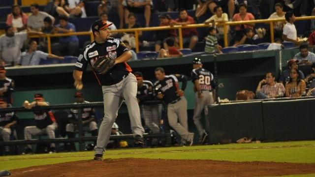 Jorge Campillo de Tigres de Quintana Roo en Ciudad del Carmen