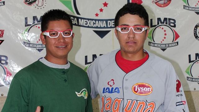 Lothar Martínez y Luis Aguilar, Jugadores de la Semana en la Liga Clase AA