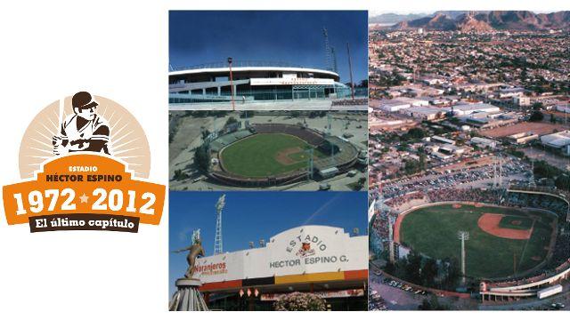 Estadio Héctor Espino de Hermosillo, Sonora, casa del club Naranjeros
