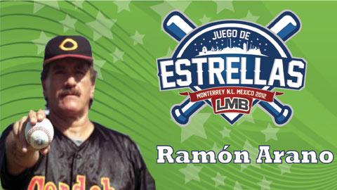 """Juego de Estrellas 2012 """"Ramón Arano"""""""