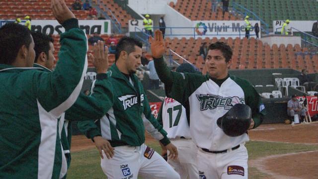 Julián Castro de Truenos de Tijuana