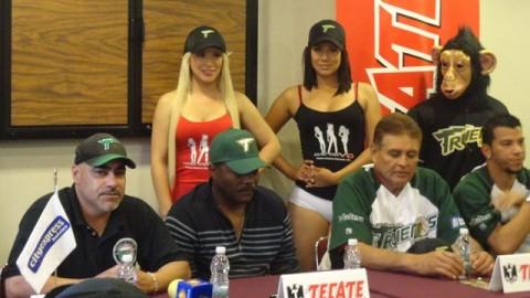 Conferencia de Prensa del Juego de Estrellas de la Liga Norte de México