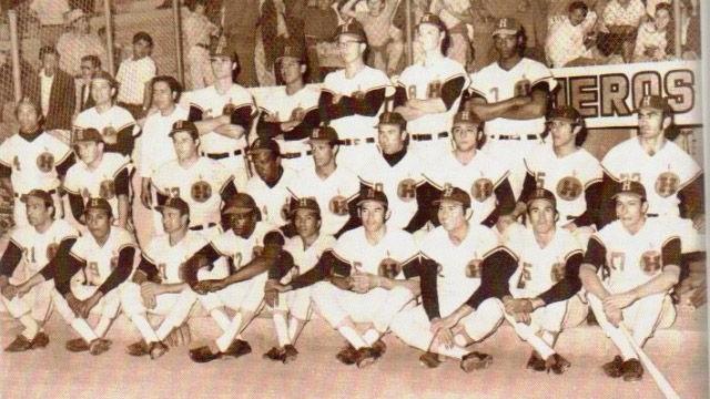 Naranjeros de Hermosillo de la temporada 1970-1971