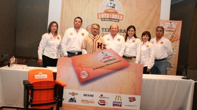 Inicio de la venta de abonados de Naranjeros de Hermosillo