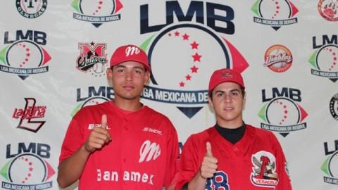 Jesús Urbina y José Robledo, Jugadores de la Semana en la Liga Clase AA