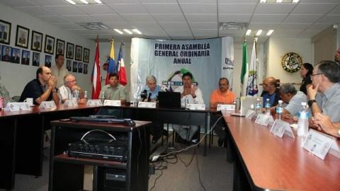 Asamblea anual ordinaria de la Confederación de Beisbol del Caribe