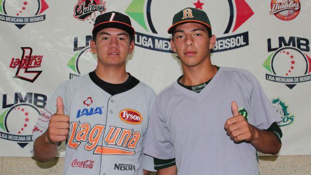 Andrés Ayón y Omar Espinoza, Jugadores de la Semana en la Liga Clase AA