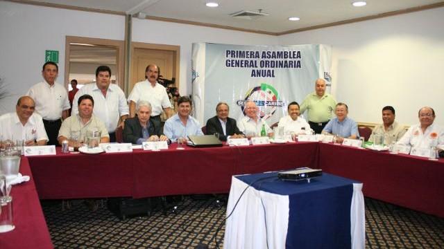 Reunión de la Confederación de Beisbol del Caribe en Hermosillo