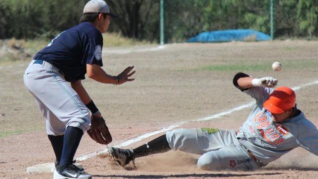 Erick Sandoval y Jesús Flores en la Liga Clase AA de la Academia LMB