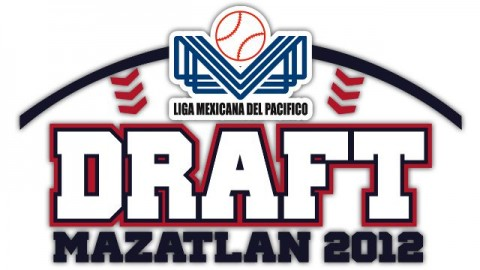 Logotipo del Draft 2012 de la Liga Mexicana del Pacífico