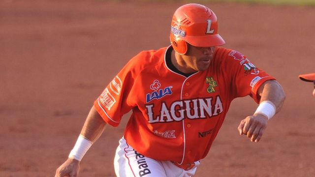 Luis Arredondo de Vaqueros Laguna ante Tigres