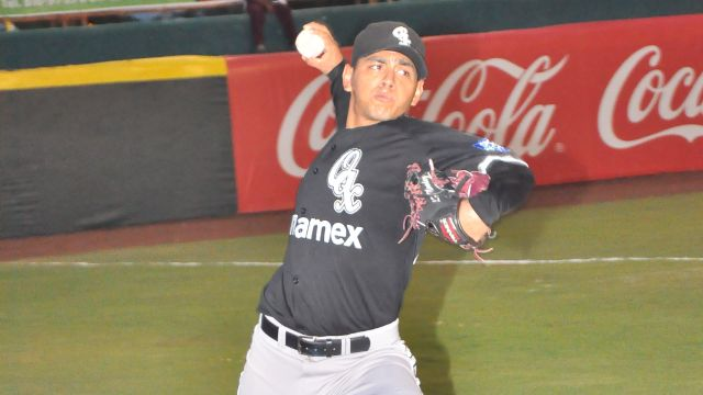 Luis Fernando Méndez de Guerreros de Oaxaca en Campeche
