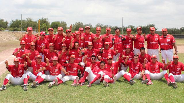 MEXOAX, campeón 2012 de la Liga Clase AA de la Academia LMB
