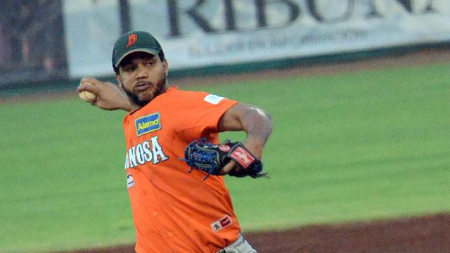Yorman Bazardo de Broncos de Reynosa