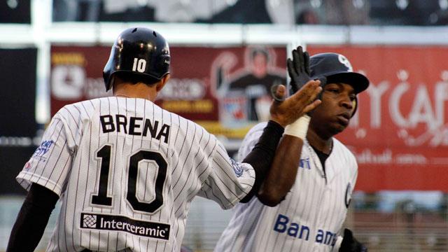 Jaime Brena y Wilson Batista de Guerreros de Oaxaca