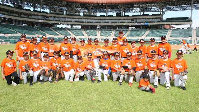 Campamento de Verano de Naranjeros de Hermosillo