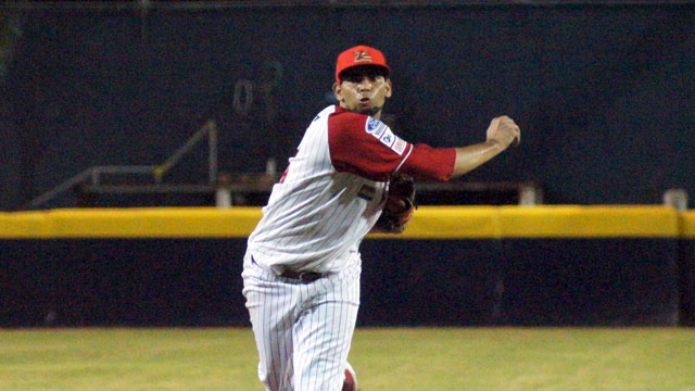 José Miguel Piña de Rojos del Águila de Veracruz